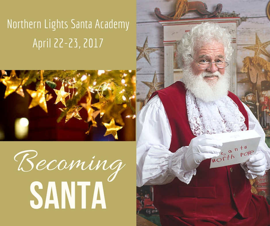Becoming Santa - NLSA Spring 2017