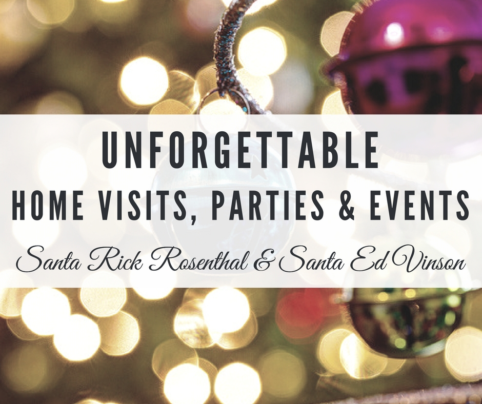 UNFORGETTABLEHOME VISITS, PARTIES & EVENTS